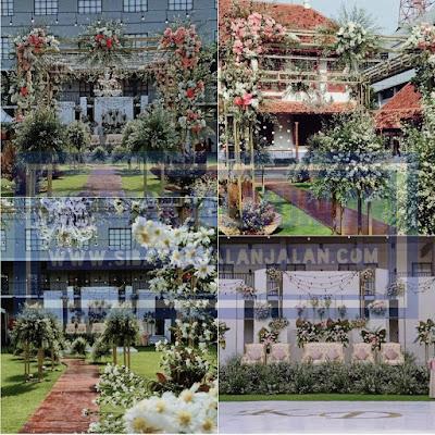 gedung pernikahan arsip nasional jakarta