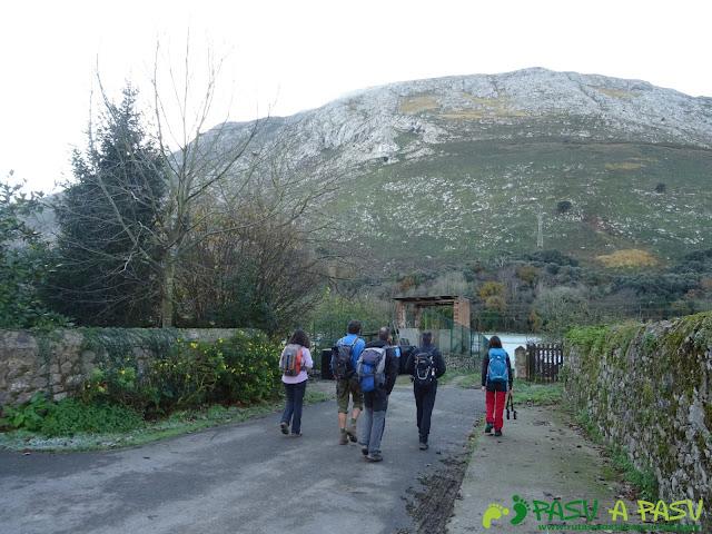 Ruta Cerro de Llabres: Saliendo de Lledías