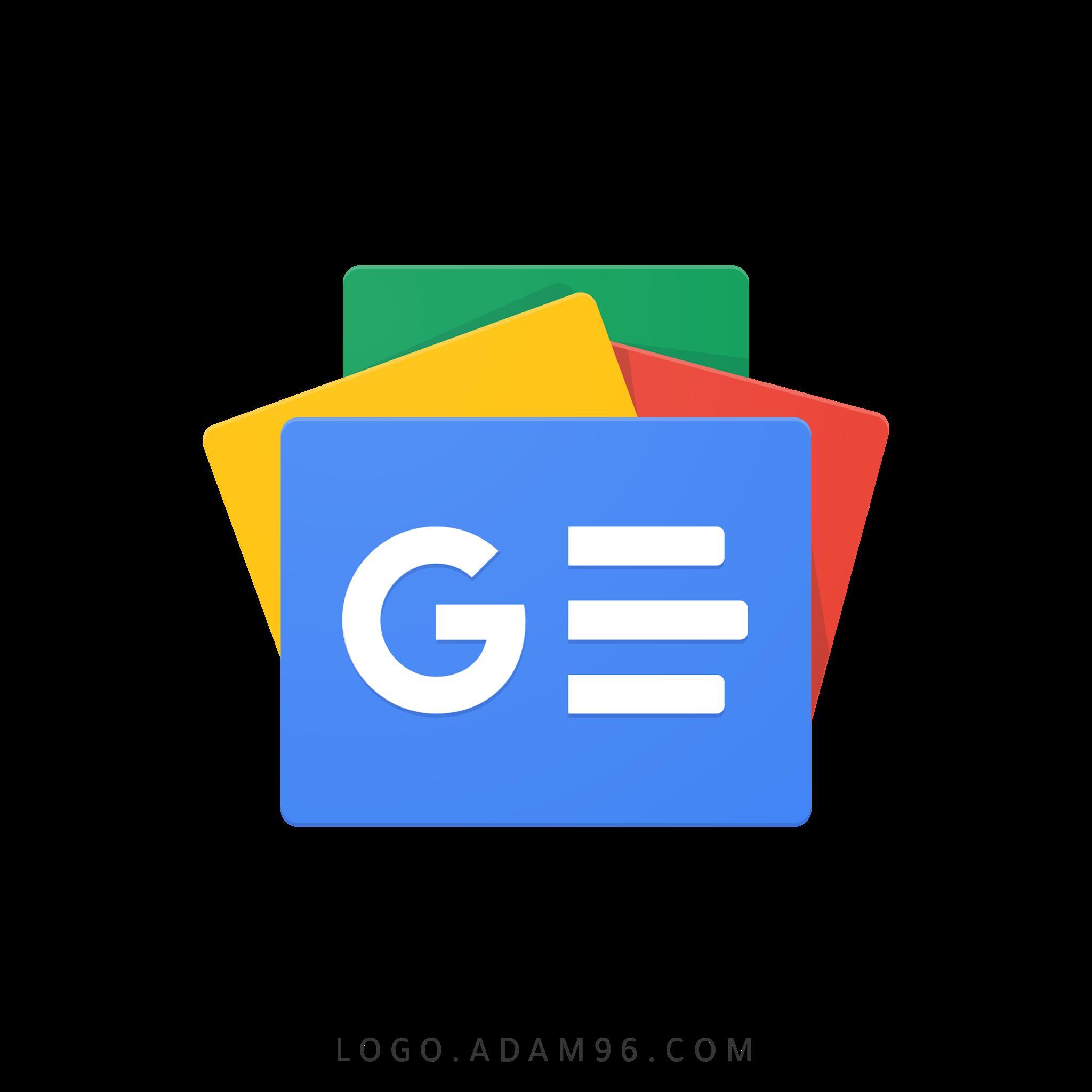 تحميل شعار اخبار جوجل لوجو رسمي عالي دقة بصيغة شفافة PNG