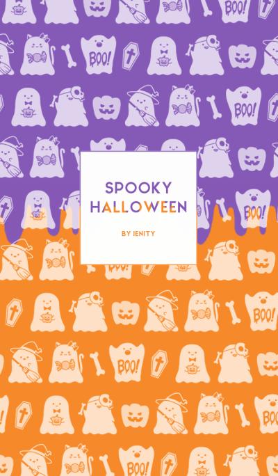 - Spooky Halloween Party. -