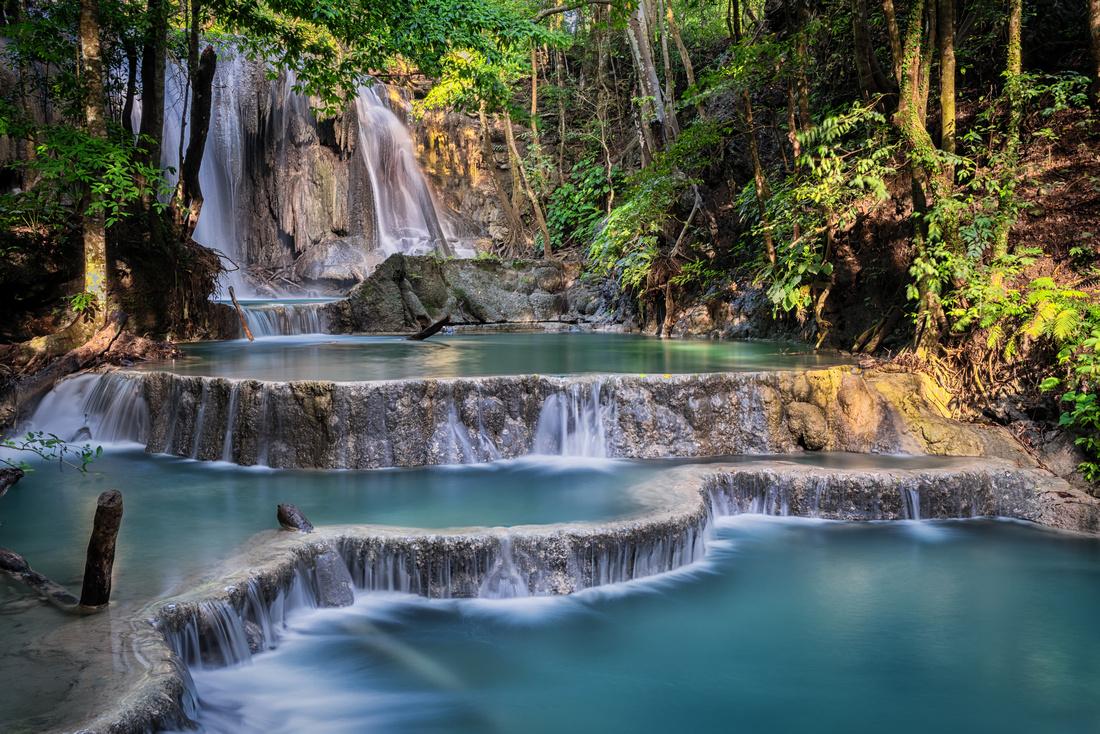 Pesona Kecantikan Air Terjun Mata Jitu di Sumbawa