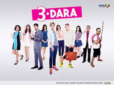 Download Film 3 (Tiga) Dara 2015 Bluray Full Movie