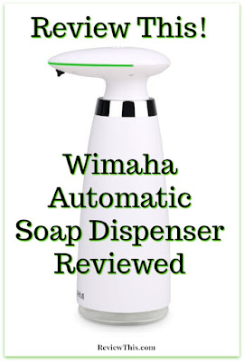 Wimaha Automatic Soap Dispenser for Your Home Reviewed