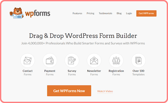 6 WordPress Plugins for Creating Simple or Advanced Contact Forms