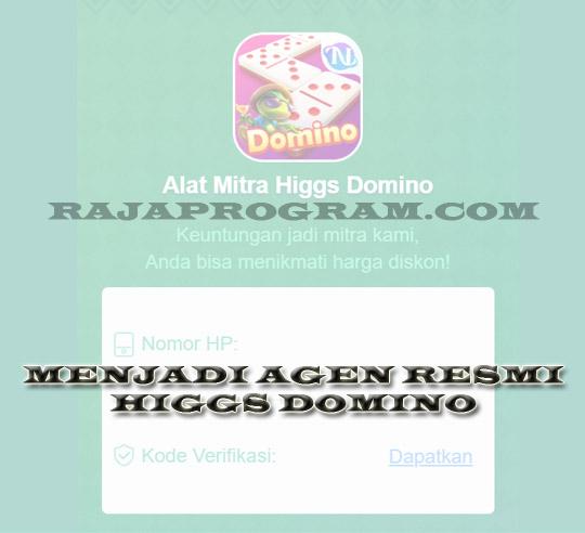 Cara Daftar Menjadi Mitra Higgs Domino