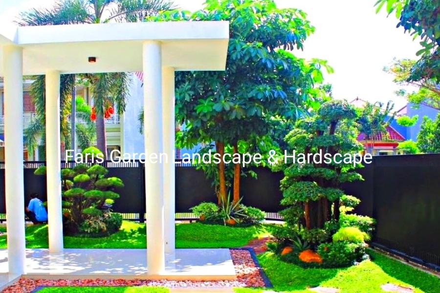 Tukang Taman Pasuruan Profesional - Jasa Pembuatan Taman di Pasuruan