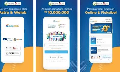 aplikasi pinjaman online cepat dan terpercaya