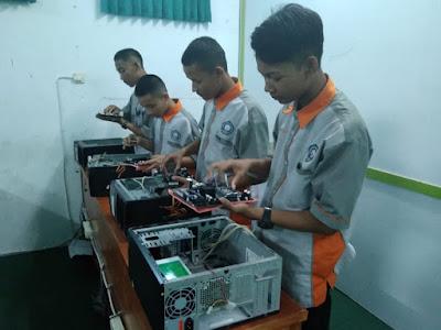 TKJ kabupaten Kuningan Jawa Barat