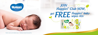 Join Huggies Club Free Huggies Baby Wipes 40s