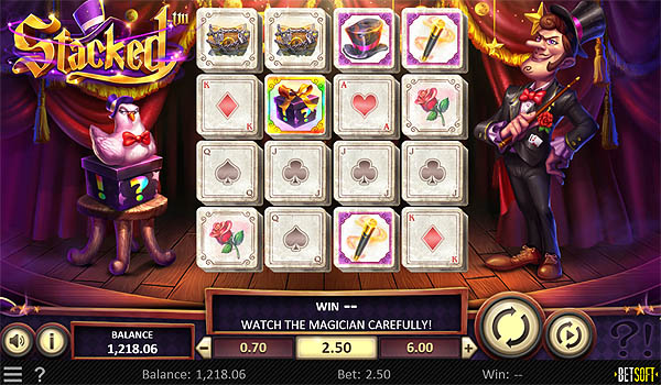 Main Gratis Slot Indonesia - Stacked Betsoft