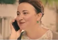 telefon telesekreter sesi kimin