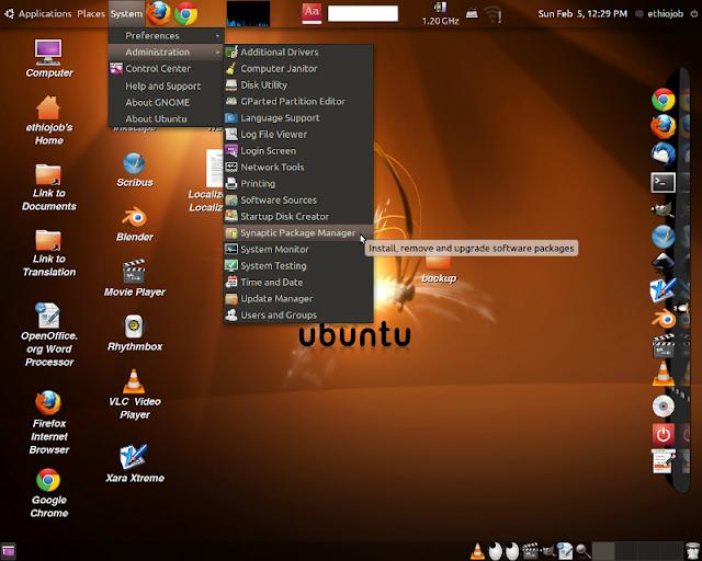 How to enable Amharic/Tigrinya on Ubuntu | Ubuntu/linux for