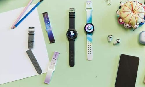 Samsung releases watch straps made of apple peel