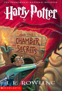 J. K. Rowling -2- Harry Potter and the Chamber of Secrets