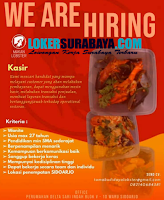 We Are Hiring at Tama Budidaya Lobster Sidoarjo Januari 2020