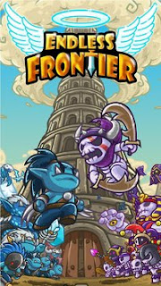 Edless Frontier RPG Online Mod Apk v1.3.5 Full Terbaru