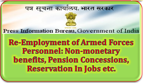 re-employment-of-armed-forces-personnel-pib-news-paramnews