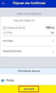 kuota gratis xl 100 mb untuk nelpon_sms_internet -aktifkan xtra gift