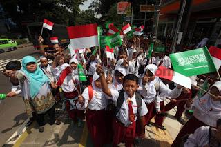 Sambutan Hangat Warga Indonesia Bikin Dubes Arab Saudi Terharu - Commando