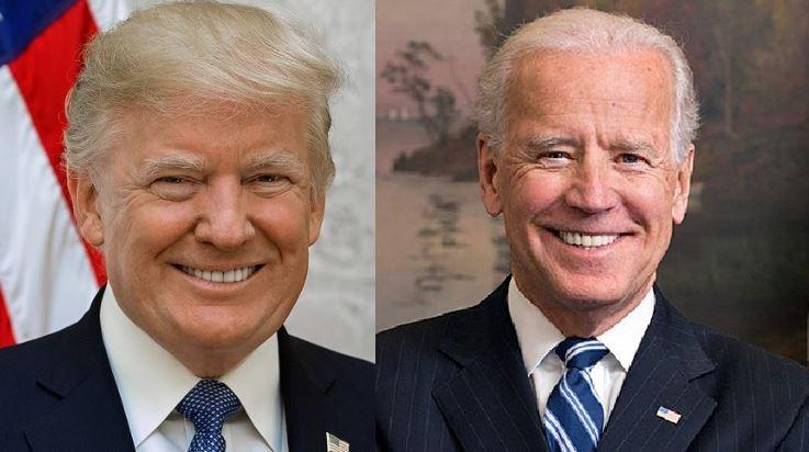2020 US Elections: President Donald Trump vs. Former Vice President Joe Biden