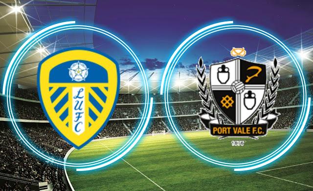 Prediksi Leeds United vs Port Vale