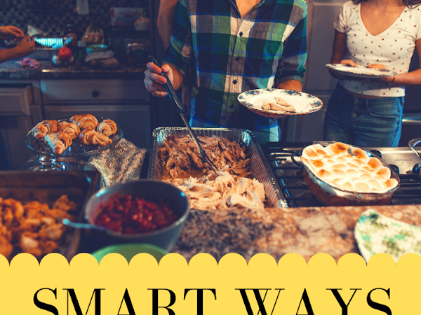 Smart Ways for Moms to Prepare for Thanksgiving