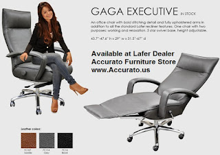 Office Recliners For Lafer Gaga Executive Recliner Is An Ergonomic And Task Chair All In One Modern Office With Rolling Chairs Recliners