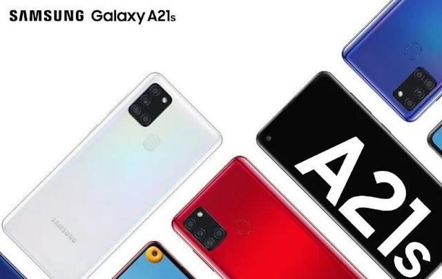 Samsung Galaxy A21s price in Nepa