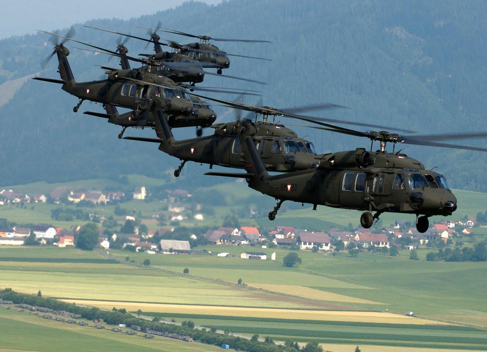Calon Pengganti Black Hawk akan Mulai Bertarung di Udara