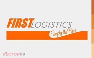 First Logistics Logo - Download Vector File AI (Adobe Illustrator)