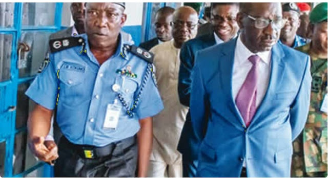 Obaseki begs policemen to return to work