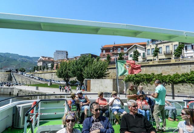 Portugal: passeio de barco entre Peso da Régua e Pinhão