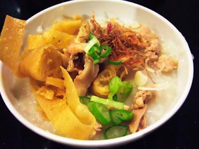 Resep Bubur Ayam Cina