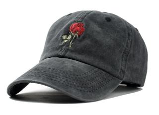kapa, šilterica, unisex, jednostavna, crvena ruža, jeftine kape, šilterice, ženske, muške, dresslily, online shopping, webshop, iskustva, šilt, kapa sa šiltom, kapa za jesen, ljeto, kul, stil, crna kapa