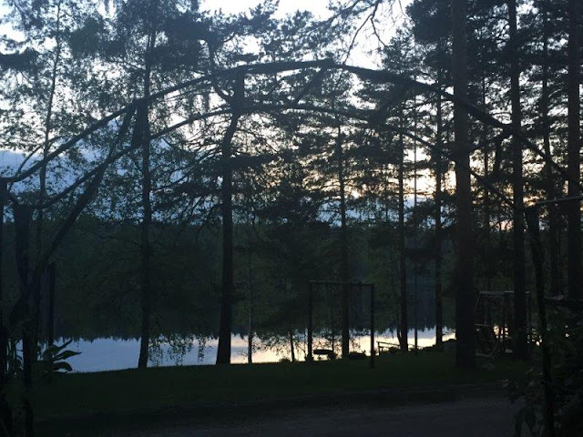 Herusten järvi