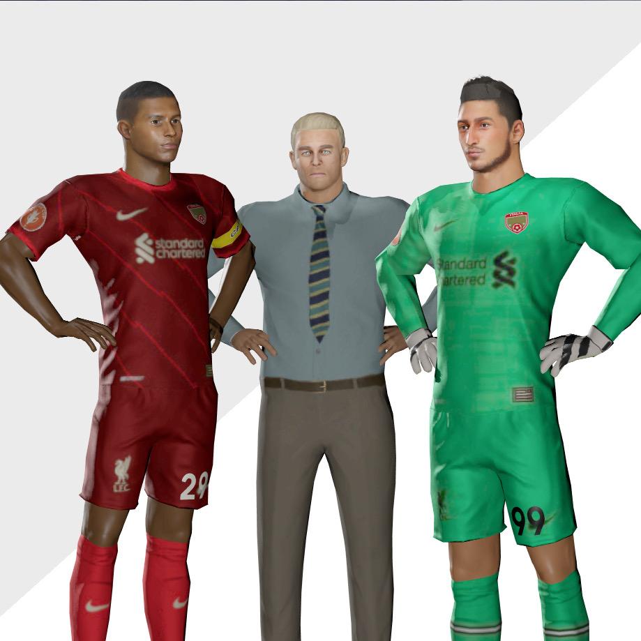 Kit Liverpool 2022 DLS