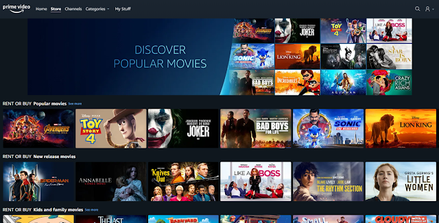 Amazon Prime Video - Digital Msmd
