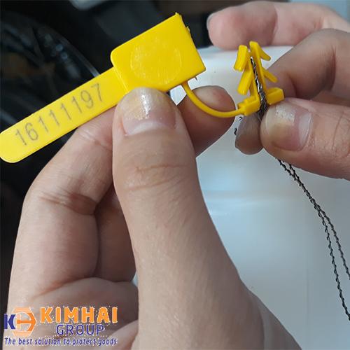 dây niêm phong inox