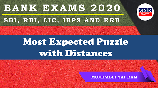 Most expected Puzzles for Bank Exams