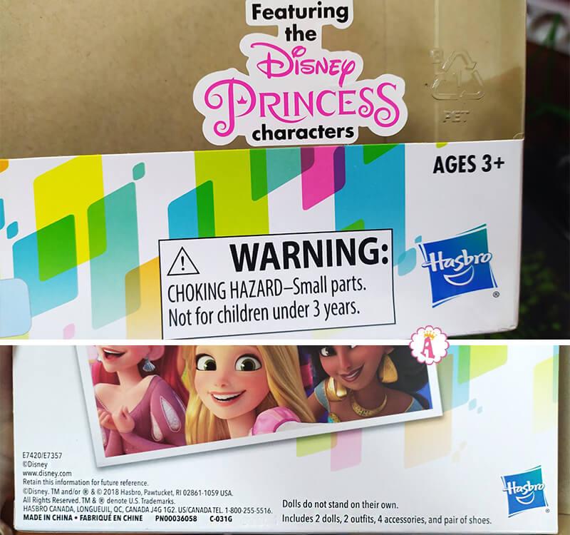 В какой стране выпущены куклы диснеевские принцессы Ральф против интернета