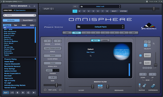 Spectrasonics – Omnisphere 2 + Keyscape + Trilian + Stylus RMX (VSTi, RTAS, AAX, AU) [WiN-OSX x64]