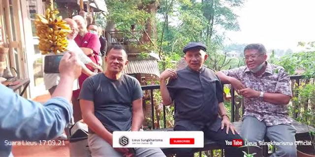 Amien-Gatot dan Aktivis Kumpul di Rumah Rocky, Lieus: Tanda Pancasila dan Kebhinnekaan Sudah Beres