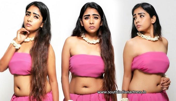 Tamil Actress Nimmy Hot Navel Photos