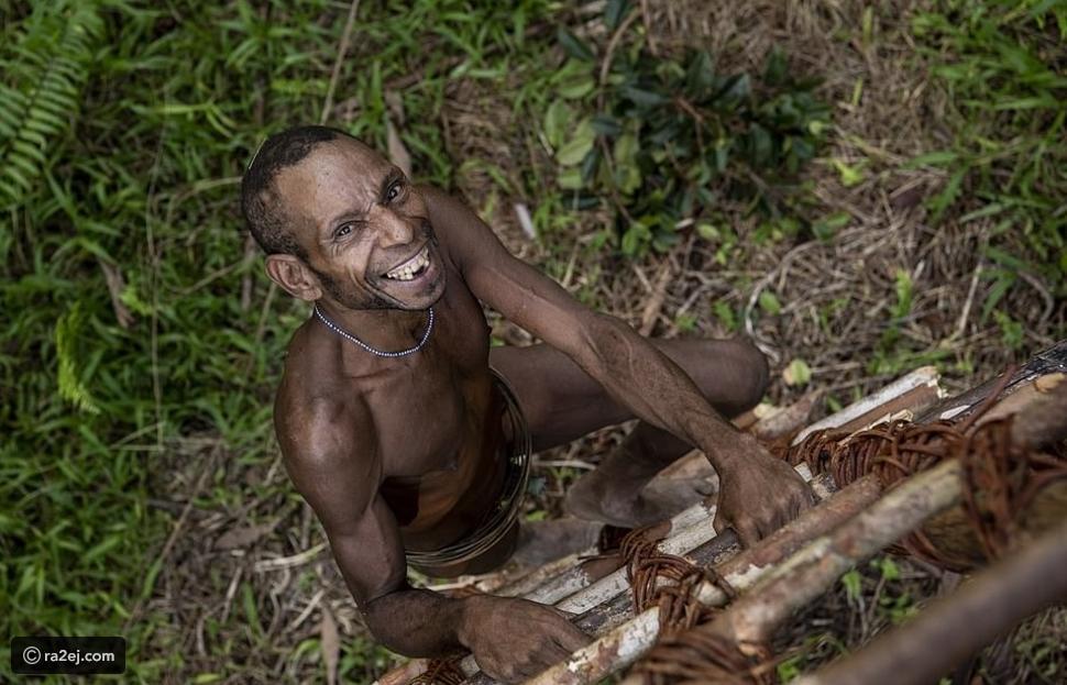 من هم قبائل الكورواي أكلي لحوم البشر ؟