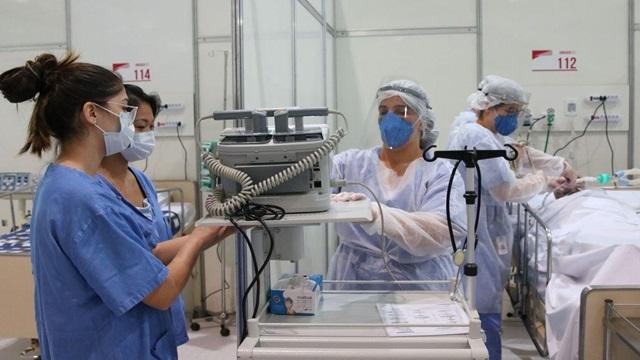 Paraíba é o terceiro estado do Brasil com mais mortes de médicos pela Covid-19
