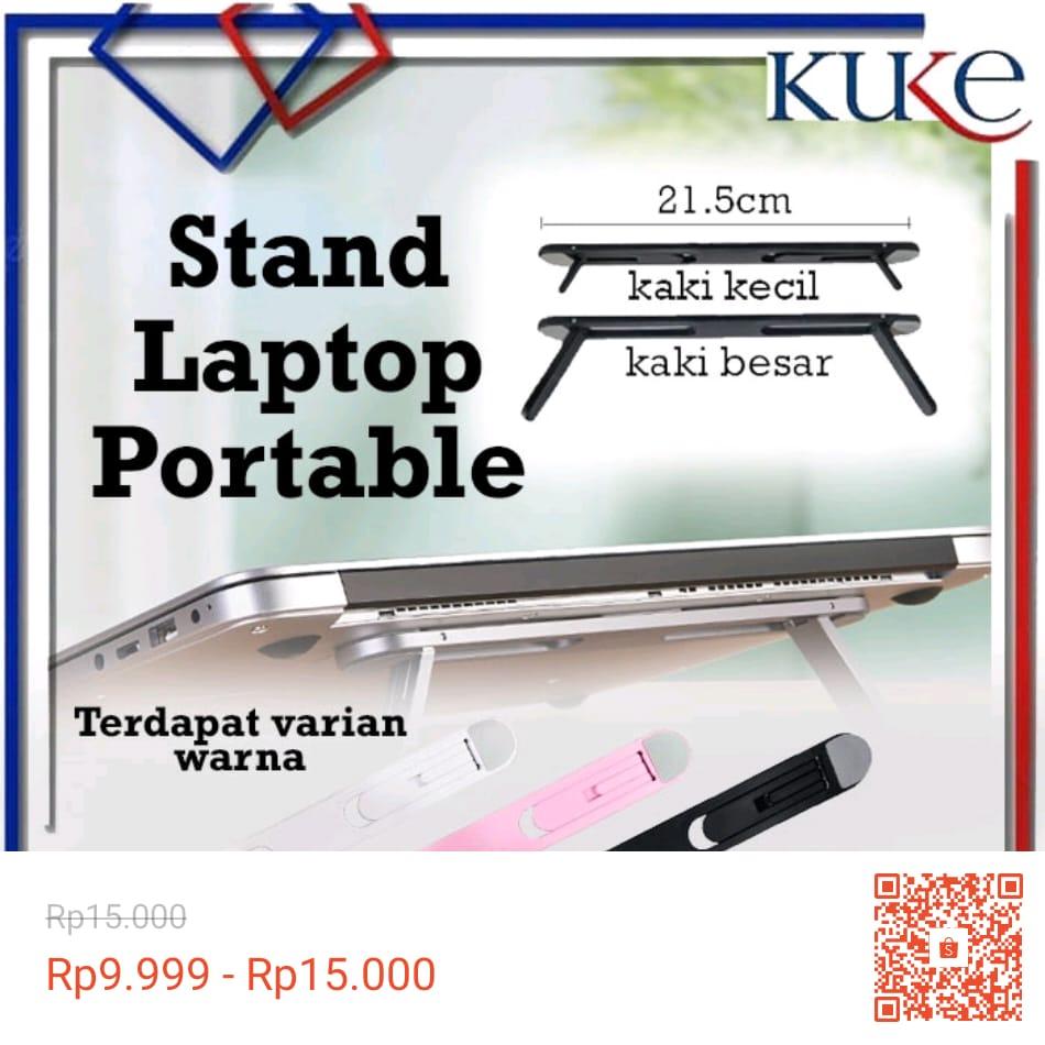 laptop stand portable murah untuk Dell XPS 13