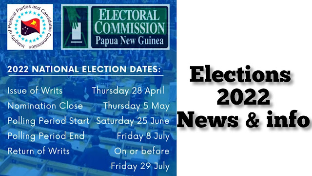 election 2022 dates