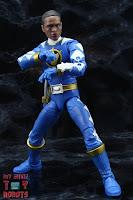 Power Rangers Lightning Collection Dino Thunder Blue Ranger 46