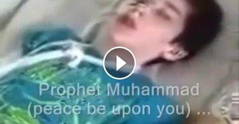 VIDEO: Mimpi Bertemu Rasul, Remaja Yang Terbaring Sakit Ini Terus Menerus Menyebut Nabi Muhammad