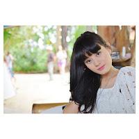 Foto Terbaru Dinda Hauw